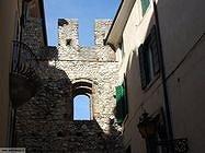 Castello di Bardolino sul Lago di Garda