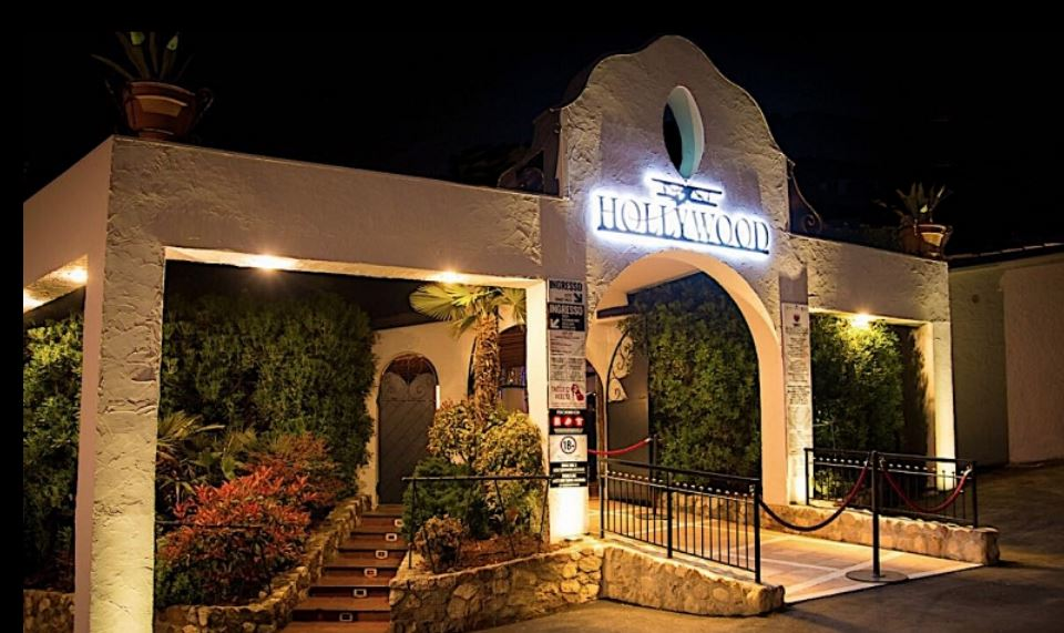 Discoteca Hollywood a Bardolino (VR)