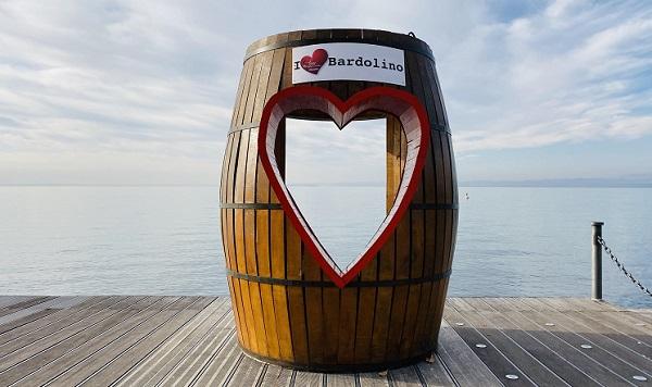 Bardolino in love