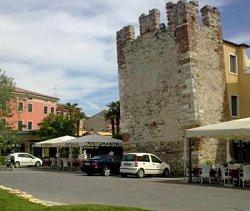 Castello di Bardolino Torre Mozzata