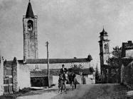 Chiesa San Severo - foto storica di Bardolino (VR)