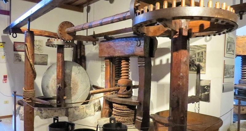 Museo dell'olio di Bardolino (VR)