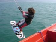 Windsurf a Brenzone