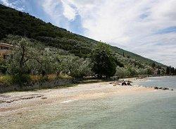 Spiaggia Castelletto di Brenzone