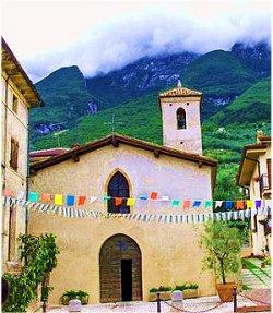 Chiesa di san Nicola Assenza di Brenzone