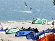 Wind Surf e Kite Surf a Campione