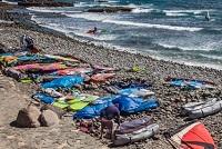 Festa surfisti Campione Garda