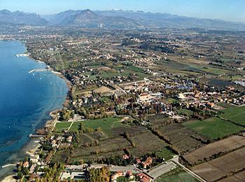 Castelnuovo del Garda  - Panorama