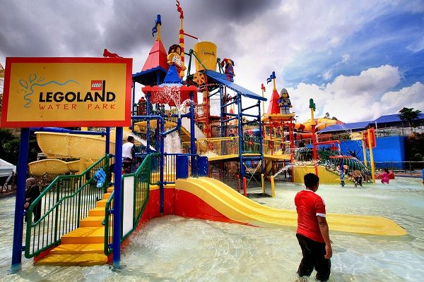 Legoland Parco Acquatico a Gardaland sul Lago di Garda