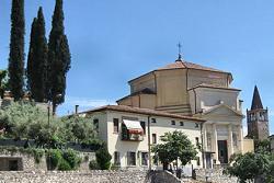 Chiesa di Santa Maria  Castelnuovo del Garda