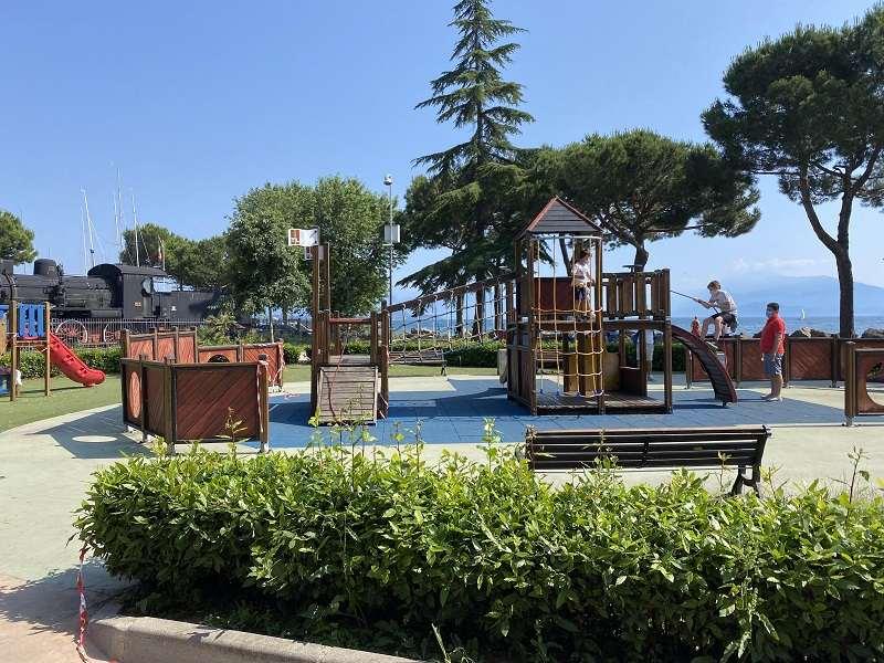 Area giochi di Desenzano del Garda
