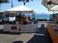 Mercatino artigianale di Desenzano del Garda