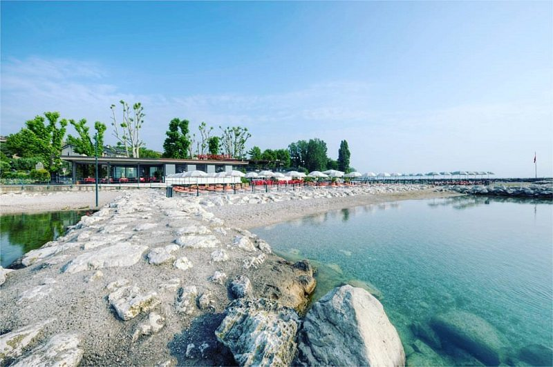 Spiaggia Desenzanino a Desenzano
