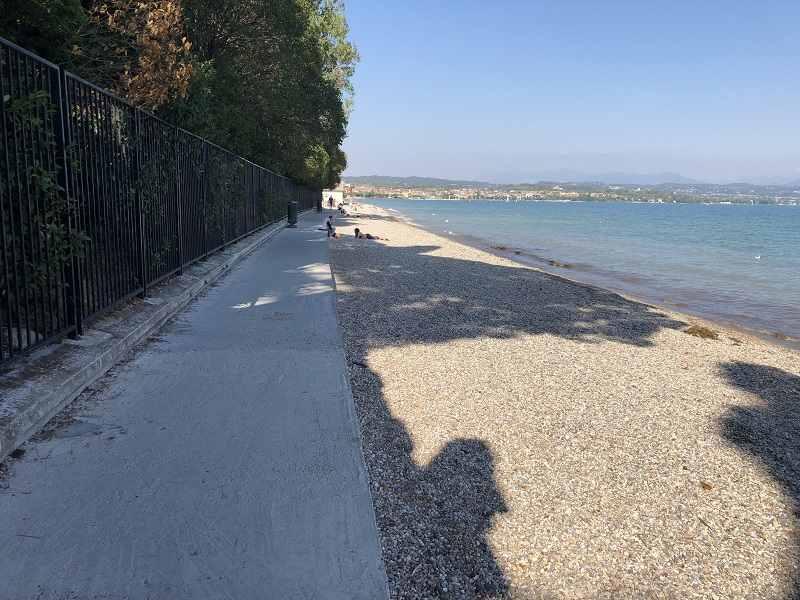 Passeggiate da fare sul lago di Garda