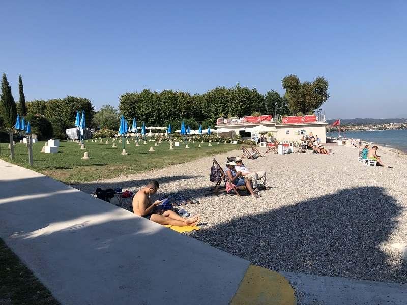 Golden Beach di Desenzano del Garda