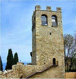 Desenzano - Particolare del Castello