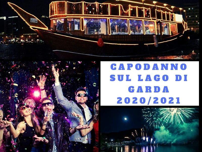 Capodanno sul Lago di Garda 2020/2021
