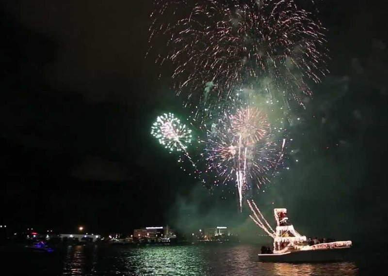 Capodanno in barca sul Lago di Garda