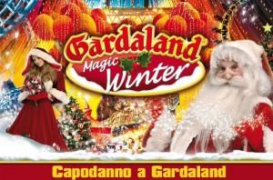 Capodanno con i bambini a Gardaland