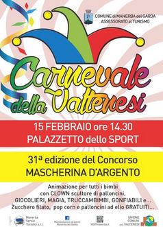 Carnevale Valtenesi 2015