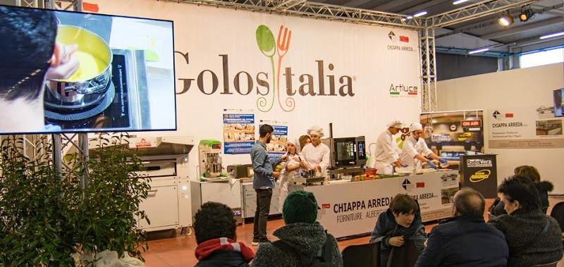 Calendario Fiera Montichiari.Golositalia Fiera Enogastronomica Con Degustazioni E Show
