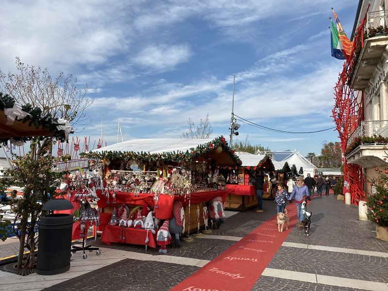 Tutti i mercatini di Natale sul Lago di Garda 2019