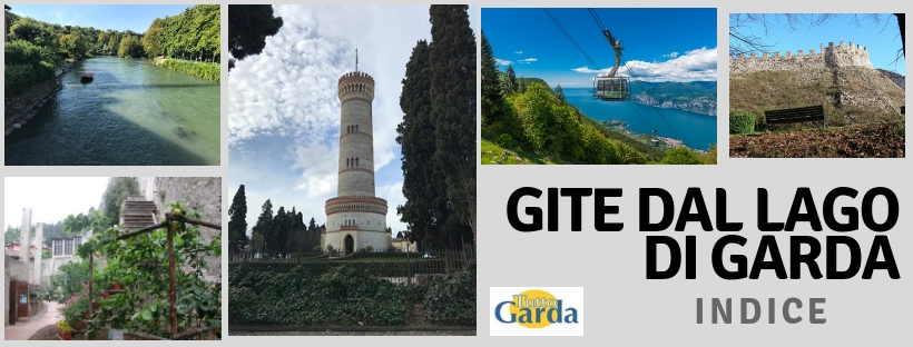 Gite da fare sul Lago di Garda