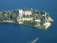 Isole sul Lago di Garda