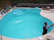 Manutenzione piscine a Nago Torbole