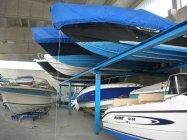 Rimessaggio barche a Malcesine