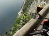 Itinerari in moto sul Lago di Garda