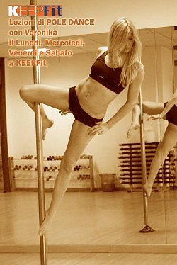 Pole Dance a Brescia KeepFit