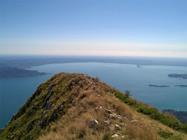 Escursione alla cima del Monte Pizzocolo