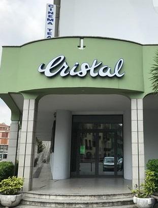 Cinema Cristal a Salò sul Lago di Garda