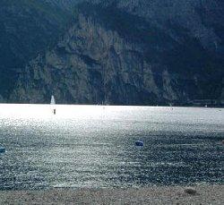 Lago di Garda - Il vento Ponal