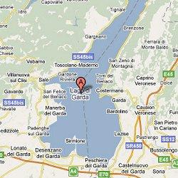 Cartina Fisica Lago Di Garda.Geologia Del Lago Di Garda Come Si E Formato Il Garda Tuttogarda It