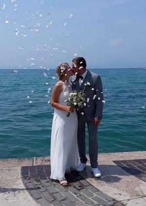 Le Donne del Lago: Wedding Planner sul lago di Garda