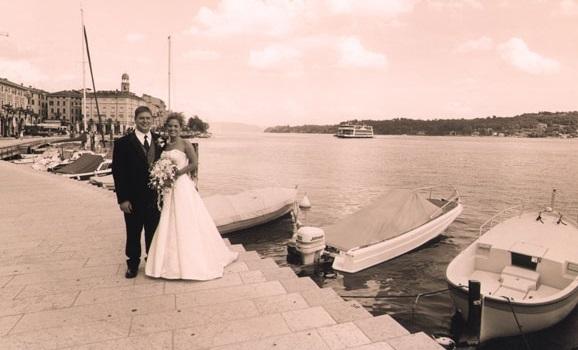 Sposarsi a Salò sul Lago di Garda con rito civile - foto Weddingitaly