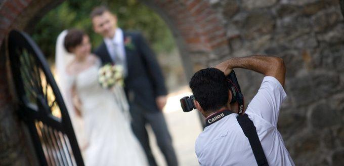 Fotografi di matrimoni sul Lago di Garda