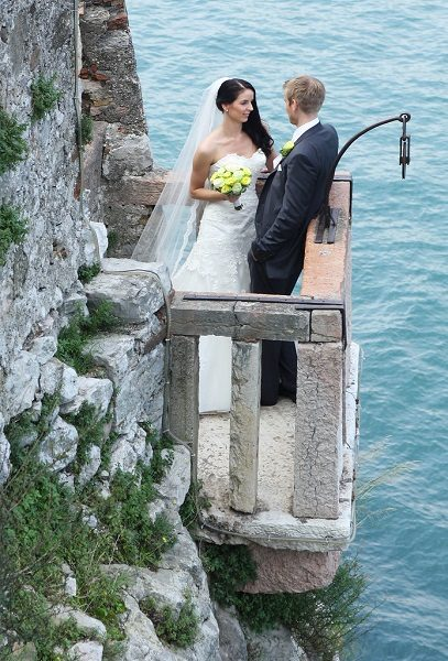 Matrimonio a Sirmione