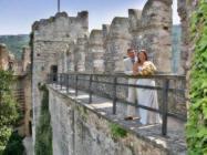 Sposarsi a Torri del Benaco al Castello