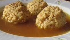Mariconde in brodo: ricetta bresciana