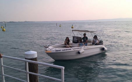 Tour in barca da Sirmione