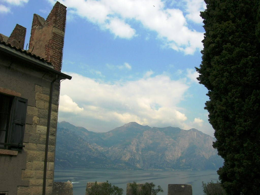Scorcio dal Lago di Garda