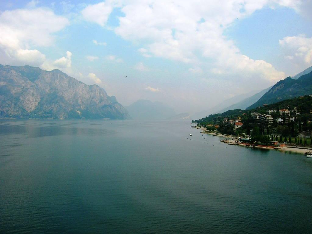 Panoramica sul Lago di Garda