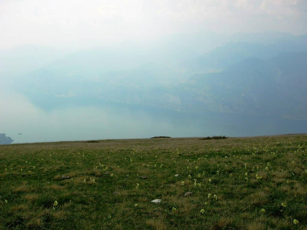 Dal Monte Baldo sul Lago di Garda