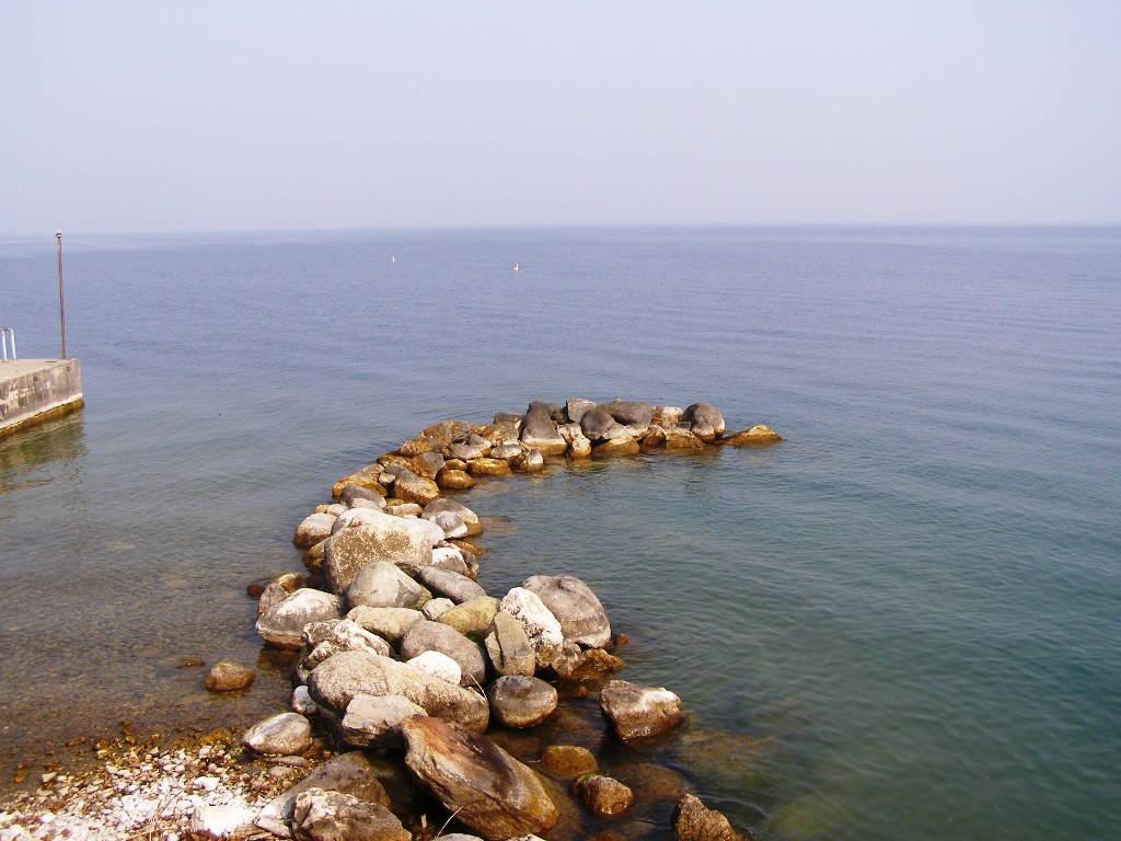 Pontile sul Lago di Garda