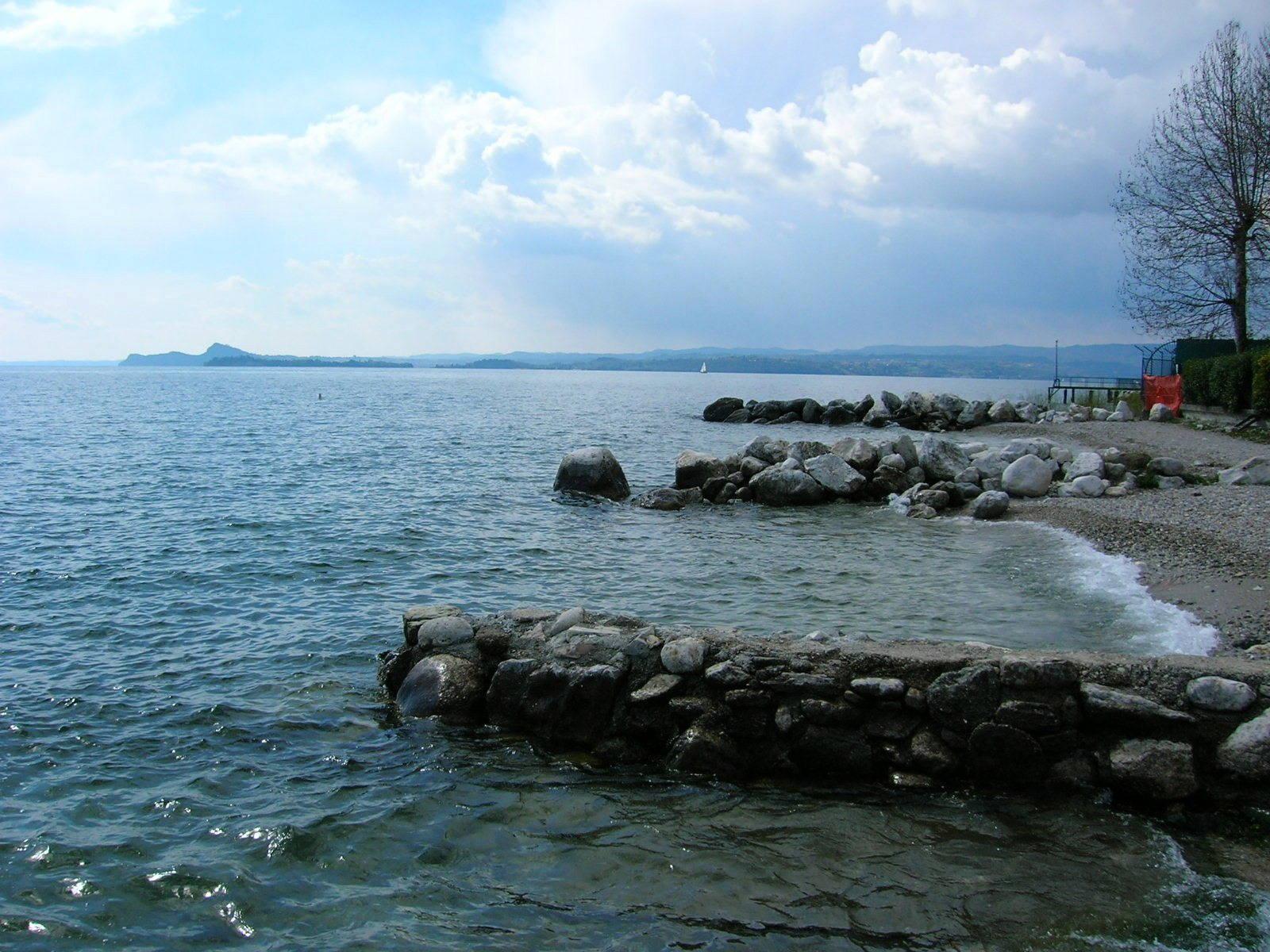 Cielo sul Lago di Garda