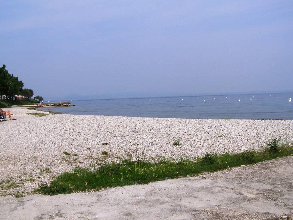 Foto spiaggia Lago di Garda