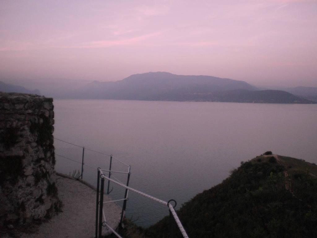Panorama dalla Rocca di Manerba